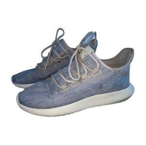 Adidas Tubular Shadow blue grey shoe